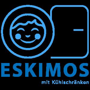 Eskimos mit Kühlschränken