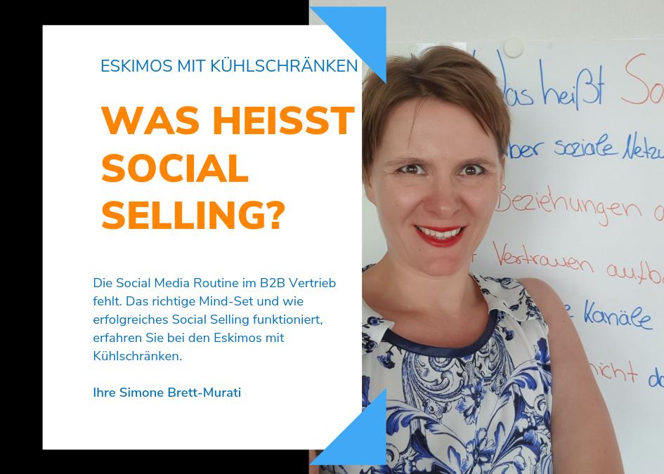 Was heißt Social Selling?