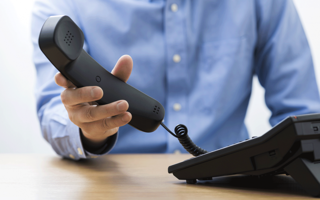 Kaltakquise am Telefon im B2B: das Gegenteil von Effizienz