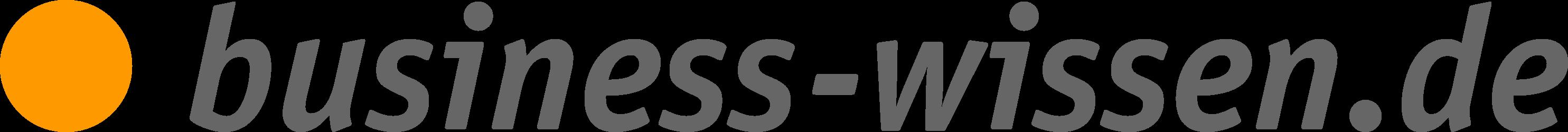 Logo business-wissen